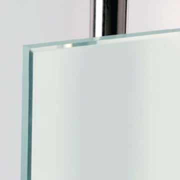 Frosted ridsefrit glas
